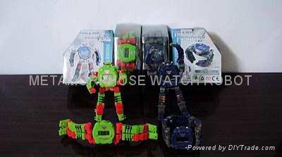 METAMORPHOSE WATCH ROBOT 1