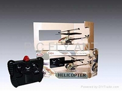 TWO FUNCTIONS WITH LIGHT R/C HELICOPTER