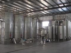 DF自动酿醋生产线