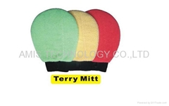 car wash glove,Terry Mitt