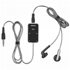 Nokia Stereo Headset HS-45, AD-54