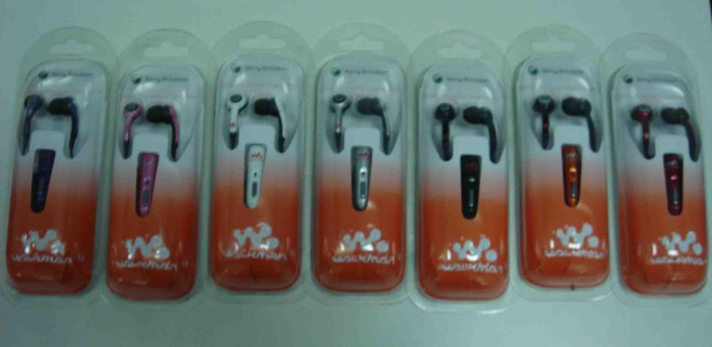 Stereo Portable Handsfree Earphone For HPM 70 4