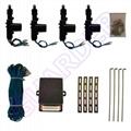Central door lock(1 control 3)