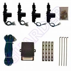 Central door locking system(2 control 2)
