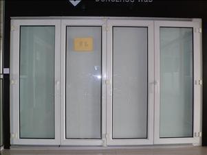 PVC doors and windows 1