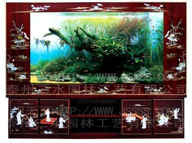 免换水生态鱼缸 1
