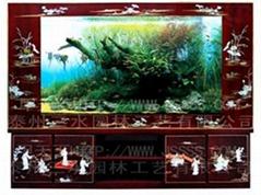 免换水生态鱼缸