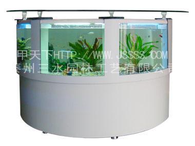 免换水生态鱼缸 3