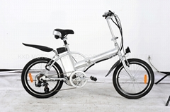 Electric Folding Bike EF02