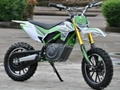 500W Electric Dirt Bike HP110E-C