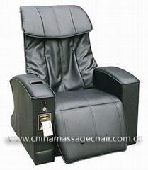 bill operated massage chair