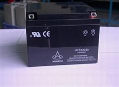VRLA battery(12V24AH)