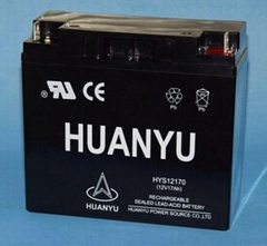 VRLA battery(12V17AH)