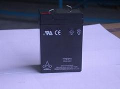 铅酸蓄电池(6V4.0AH)