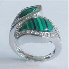 戒指,耳环,套装,项链