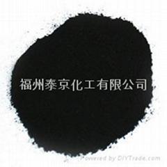 Glucose-specific carbon decoloration