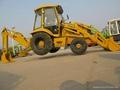 JCB copy backhoe loader excavator, digger  3