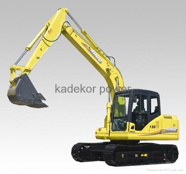 cat used crawler track tracked excavator 1