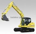 cat used crawler track tracked excavator