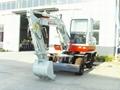 wheel excavator 3