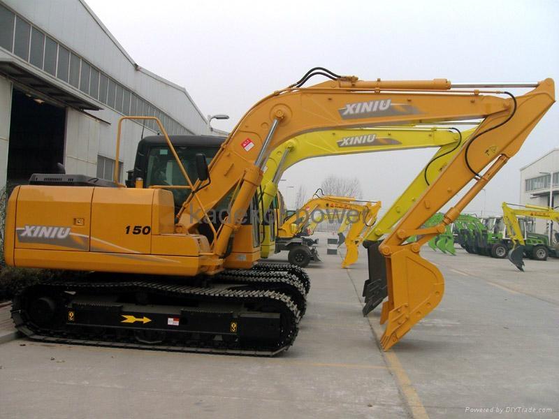 escavatori xiniu 13_ton_track_caterpiller_crawler_hydraulic_excavator