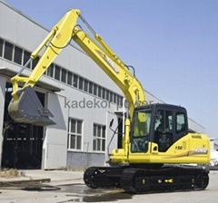 13 ton track caterpiller crawler hydraulic excavator