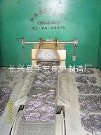 不锈钢制品高温网带淬火炉
