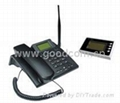 wireless GSM payphone  1