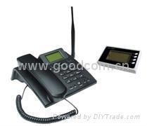 wireless GSM payphone