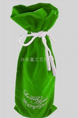 Package bag,Velvet bag,Gift bag,Bag for promotion