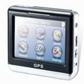"3.5"" Portable GPS Navigation System (60C-2) 1"