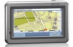 "4.3"" Portable GPS Navigation System (48C)"