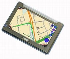 "4.3"" Portable GPS Navigation System (40C-2)"
