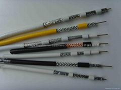 75ohm coaxial cable RG6/U RG6 DUAL RG6Q