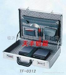 Brief Cases, computer boxes