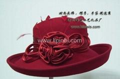 羊毛氈帽,寶盛工藝