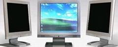 Magic screen (screen protector)
