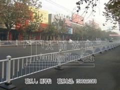 鍍鋅鋼制道路護欄