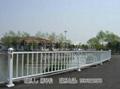 太阳能防眩光夜景护栏 1