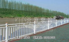 塑鋼圍牆護欄