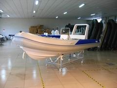 RIB  motorboat