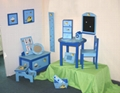 Pirate kid's furniture
