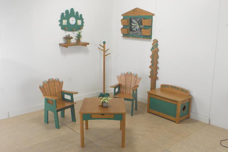 Little Cabin kids' furniture/children furniture 2