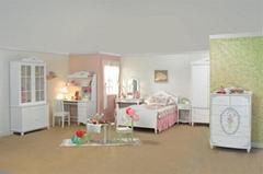 Rose Princess Bedroom Furniture