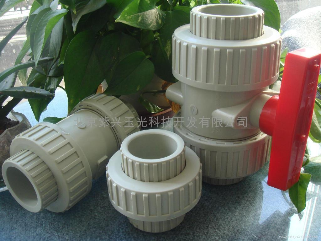 PP-H管件、閥門、管材 2