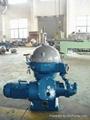 Centrifuge oil purifier series CYS