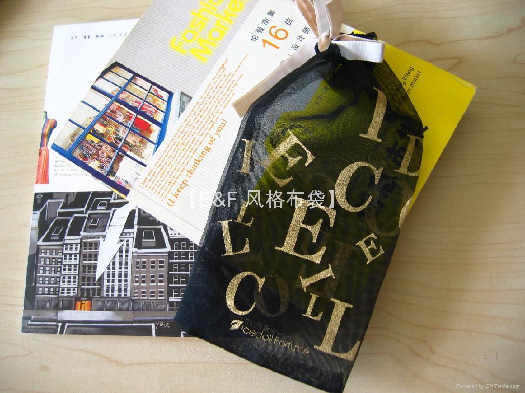 北京 风格定制  束口小布袋小丝袋小绒袋 1