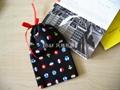 北京 风格定制  束口小布袋小丝袋小绒袋 3