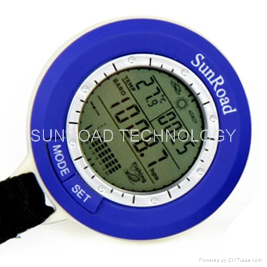 Fishing barometer sr204 sunroad china manufacturer for Barometer and fishing