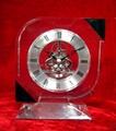 水晶钟表摆件 1